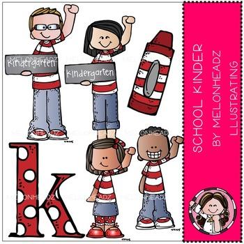 School Kindergarten mini combo pack by Melonheadz