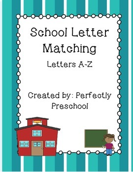 School Letter Matching