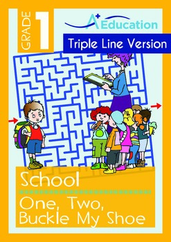 School - One, Two, Buckle My Shoe (with 'Triple-Track Writ