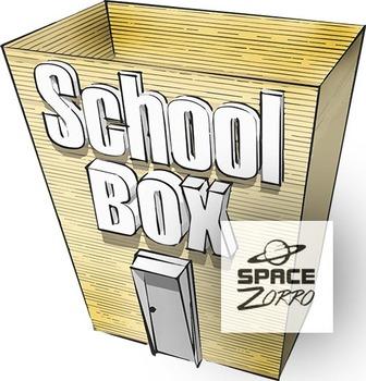 School Open Box ( 4 images )