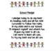 School Pledge Shared Reading Plan