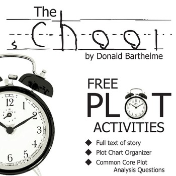 "Plot Unit (Mini-unit) ""School"" by Donald Barthelme"