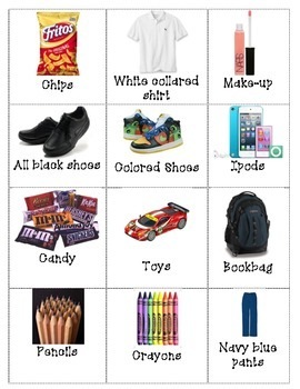 School Rule Sort