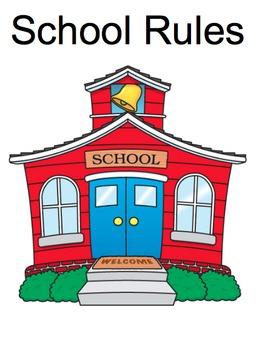 School Rules Social Story