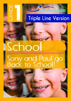 School - Sony and Paul go Back to School! (with 'Triple-Tr