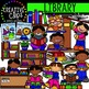 School Subject Bundle 2 {Creative Clips Digital Clipart}