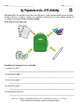 School Supplies / Papeterie Information Gap Activity