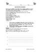 School Supplies, classes, and Definite/Indefinite Article