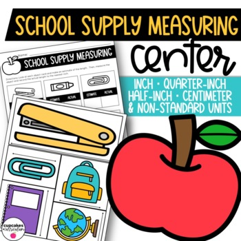 School Supply Measuring