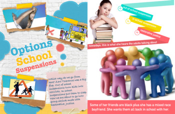 School Suspension Issues and Law ~ FREE POSTER