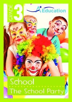 School - The School Party - Grade 3