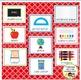 School-Themed Vocabulary Cards