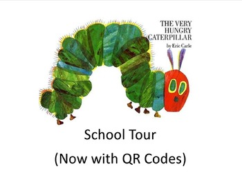 School Tour-Very Hungry Caterpillar Style