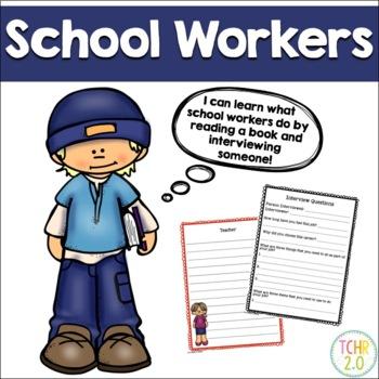 School Workers Community Jobs Biography