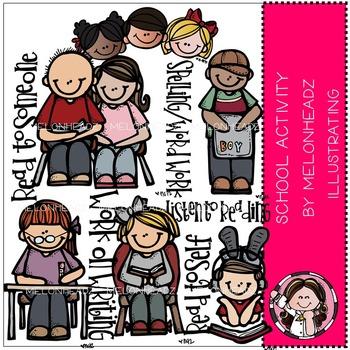 School activity by Melonheadz