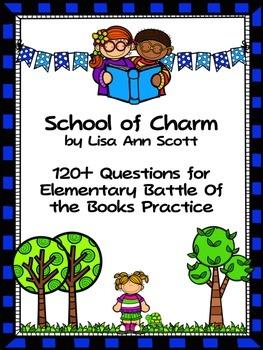 School of Charm - 120+  EBOB Questions