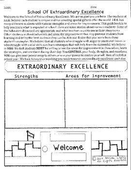 School of Extraordinary Excellence: Introduction