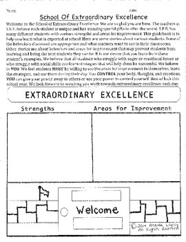 School of Extraordinary Excellence: Social Stories Classroom 1