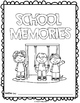 School year Memory Book (Not grade specific)