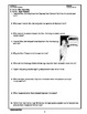 Schooled: Short Answer Questions (CCSS ELA RL 6.1-8.1)