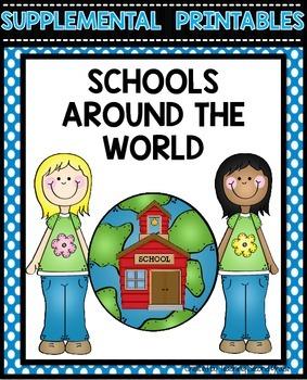 Schools Around the World Journeys 2nd Grade