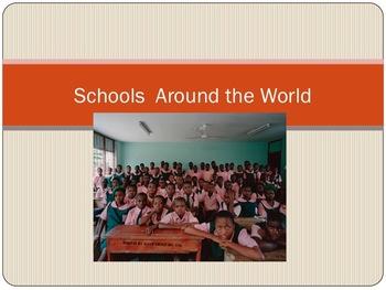 Schools Around the World HHM Journeys Grade 2 Power Point