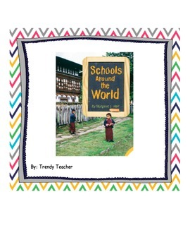 Schools Around the World Journey's flipchart