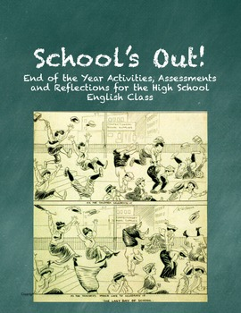 School's Out! End-of-the-Year High School English Essentials
