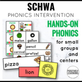 Schwa Activity Pack