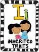 Science Alphabet & Mini-Word Wall Headers {Upper Elementary}