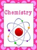 8 Science Subjects Binder Covers and Side Labels. KDG-High