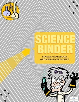 Science Binder / Notebook Organization: A MUST HAVE ORGANI