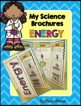 My Science Brochures - ENERGY