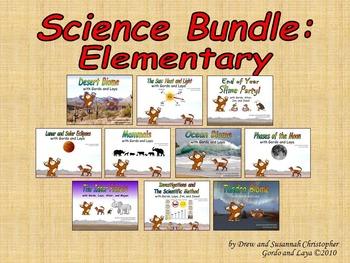 Science Bundle Elementary