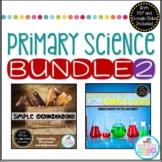 Science Bundle {Simple Machines/Properties of Liquids and Solids}