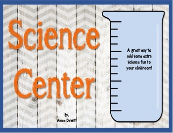 Science Center (A way to add some extra science fun to you