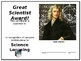 Science Certificates