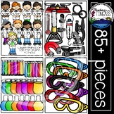 Science Clipart MEGA Bundle