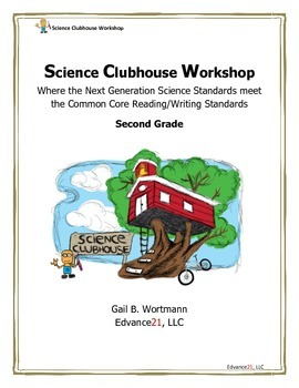 Science Clubhouse Workshop 2nd Grade Compilation (10 lesso
