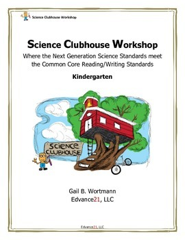 Science Clubhouse Workshop – Kindergarten: What Living Thi