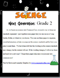 Next Generation Science for Second Grade
