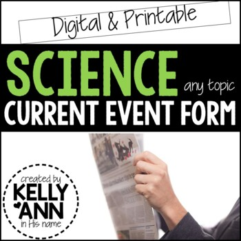 Current Event -Science