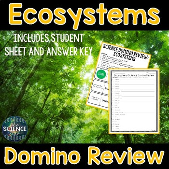 Ecosystems Domino Review