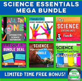 Science Essentials Mega Bundle {Limited Time}
