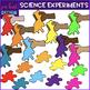 Science Experiment Clipart Bundle