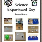 Science Experiment Day