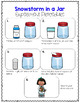 Science Experiment: Snowstorm in a Jar