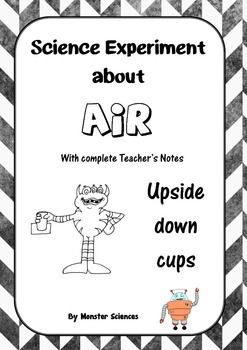 Science Experiment about Air - Amazing Air Pressure