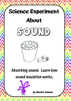 Science Experiment about Sound:  Sound Insulation