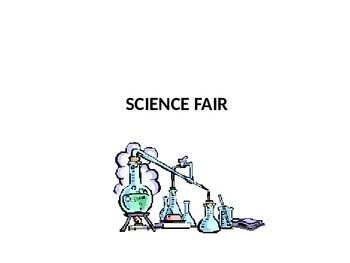 Science Fair Instructions Powerpoint